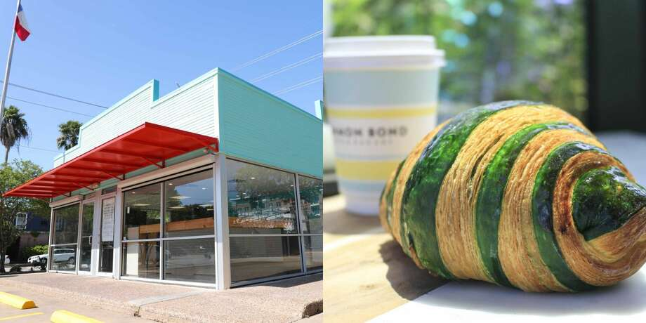 """The new concept, """"Common Bond On The Go,"""" will overtake the former site of Sam's Fried Chicken & Donuts and offer a limited menu of bakery items, as well as savory breakfast, lunch and dinner items. Photo: Title Slide"""