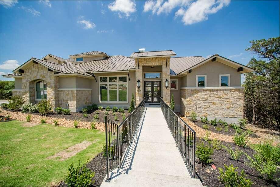 2020 Spring Tour of Homes WhiteStone Custom Homes at Highland Estates27241 Highland Crest,SA 78260 Photo: WhiteStone Custom Homes