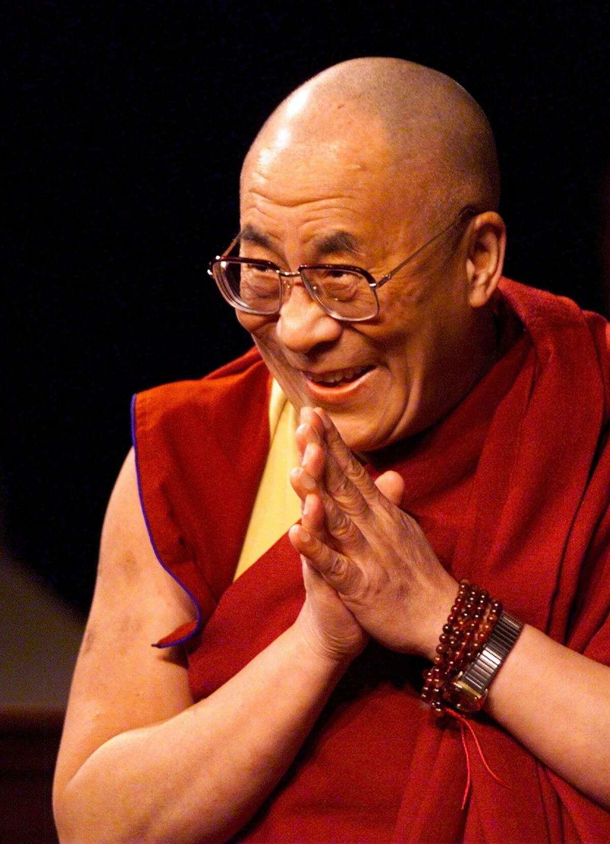 Nobel Peace Laureate the Dalai Lama