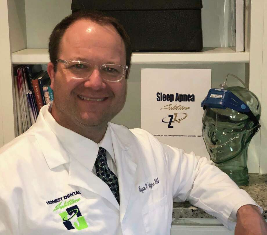 Layne Godzina, DDS, founded Honest Dental Solutions in 2018 andSleep Apnea Solutions in 2019. (Courtesy photo)