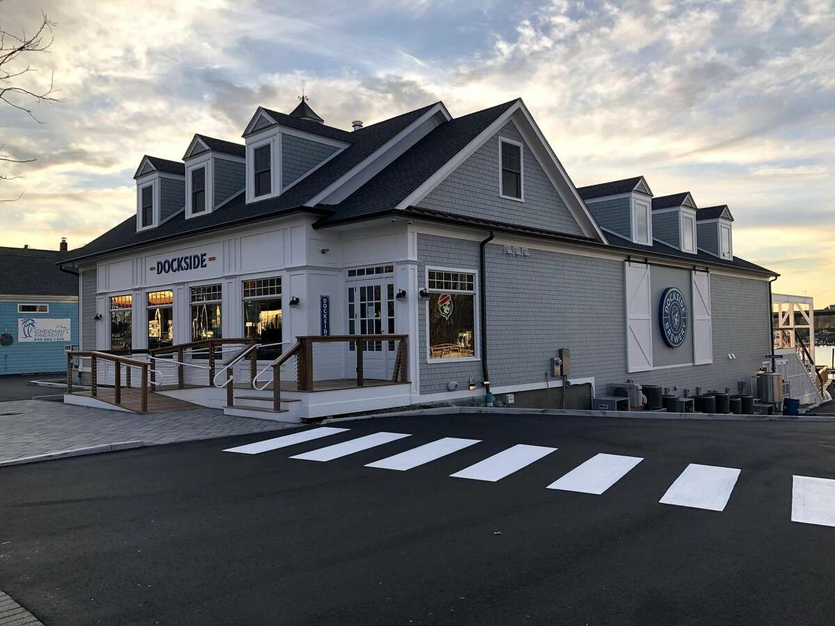 Dockside Brewery, the newest brewpub located at the banks of the Housatonic River in Milford. Dockside Brewery, Milford Opened April 2020 Cuisine: Beer, American Find out more