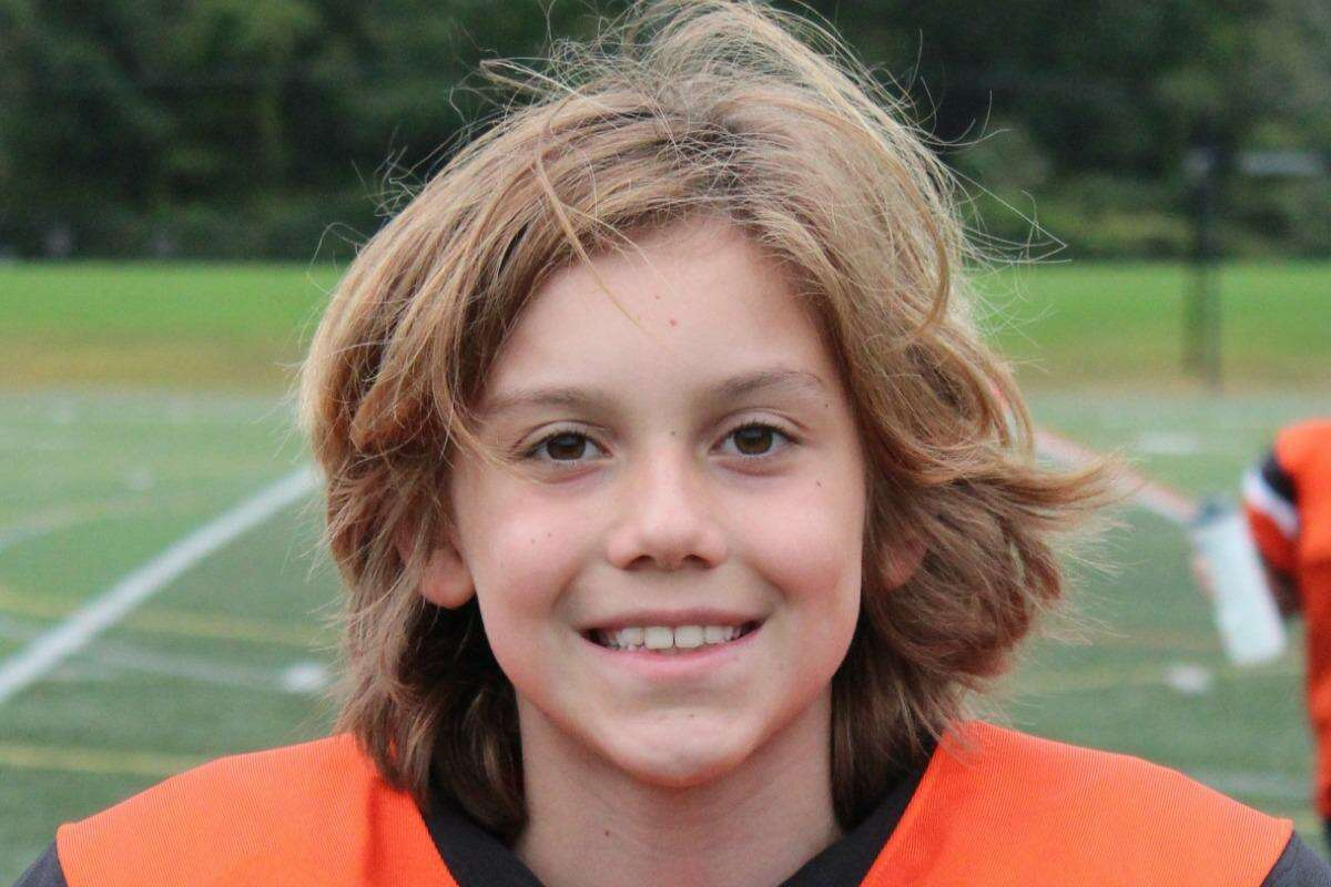 Logan Hale, an 11-year-old Ridgefielder, is battling acute leukemia at Memorial Sloan Kettering Hospital in Manhattan.