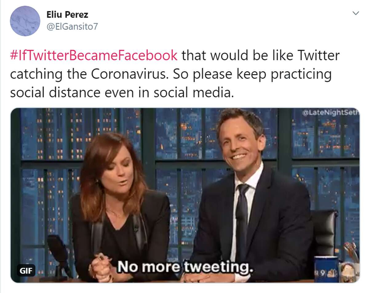 #IfTwitterBecameFacebook began trending Wednesday morning, and for most users, that DOES NOT sound like a very good idea.