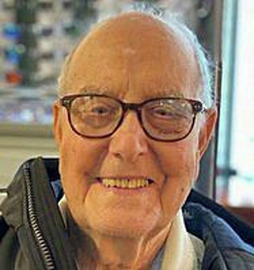 Frank Bonomo, 94, of Danbury and Edgewater, Fla., died from the Covid-19 Virus on April 11, 2020 at Danbury Hospital, according to his obituary Photo: Contributed Photo