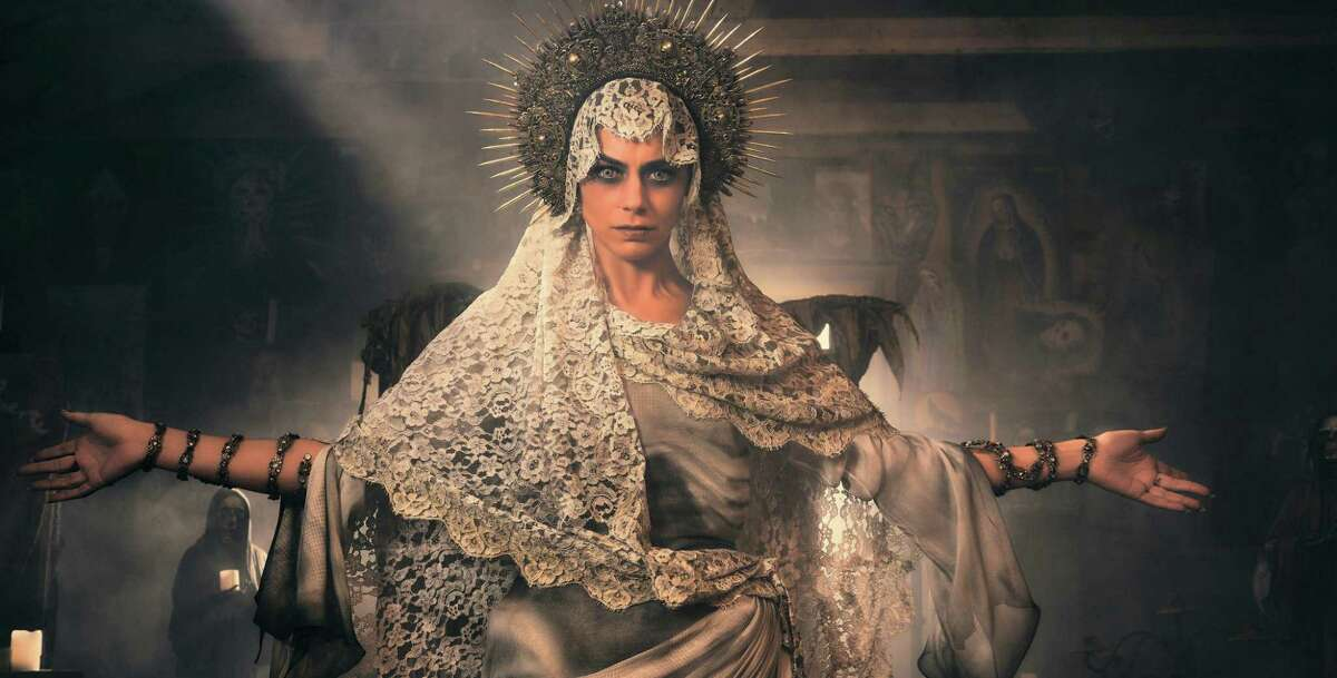 """2. """"Penny Dreadful: City of Angels"""" Lorenza Izzo stars as Santa Muerte in """"Penny Dreadful: City of Angels"""" on Showtime."""