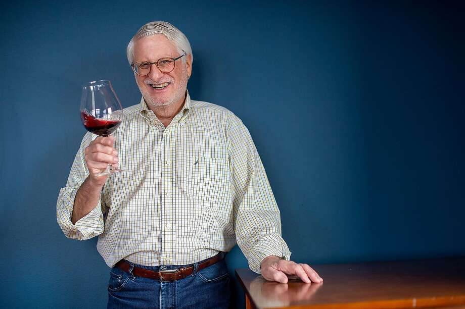 Oregon vintner David Adelsheim has campaigned for stricter labeling laws in his state's wines. Photo: Amanda Lucier / Special To The Chronicle 2019