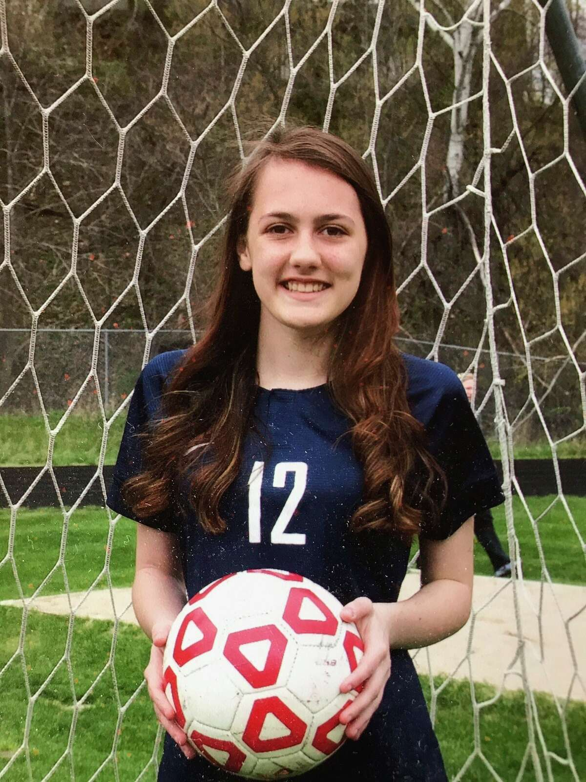 Ashylnn McNeilly would have been in hersophomore season for Crossroads soccer this spring. (Courtesy photo)
