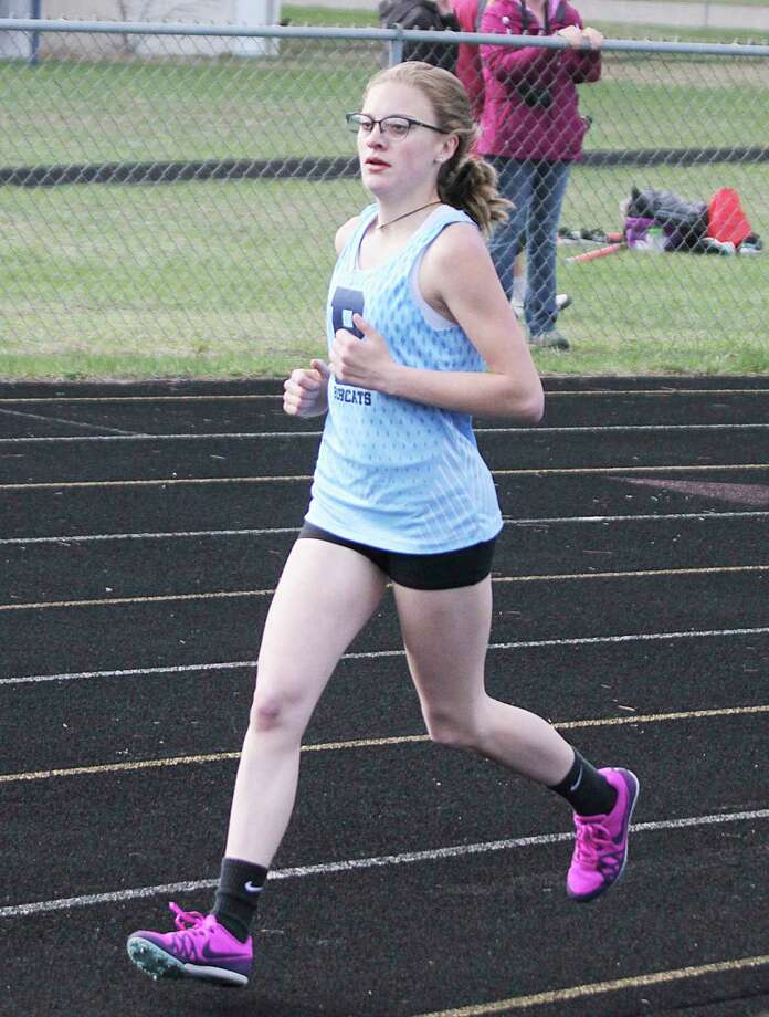 Brethren's Alexis Tracy was poised for a return trip to the state finals this spring. (News Advocate file photo)