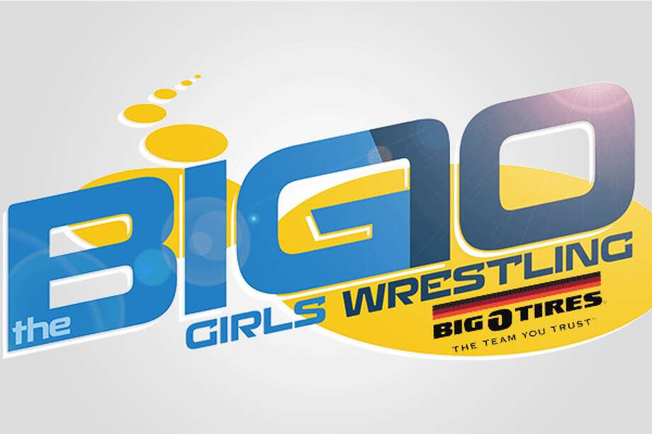 Girls Wrestling Big 10 Photo: SportStars Magazine
