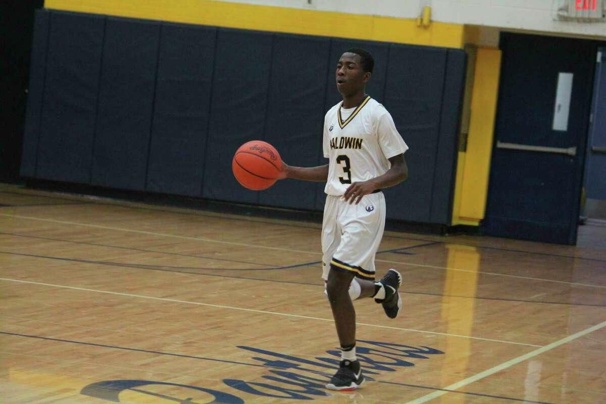 Carmelo Lindsey had a strong freshman season for Baldwin. (Star file photo)