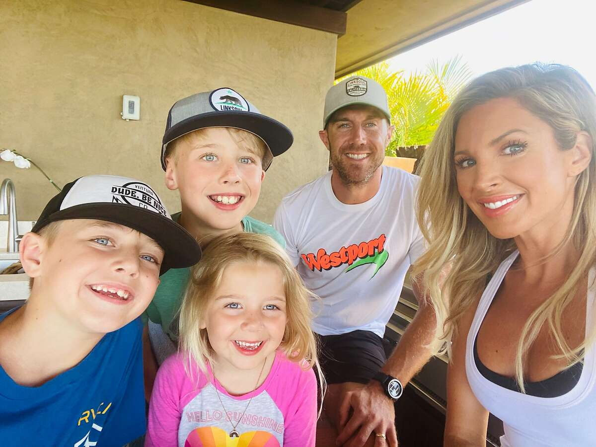 Hudson, Hayes and Sloane - the Smith kids - have reasons to smile after mom Elizabeth and dad Alex came through an almost unimaginable ordeal.