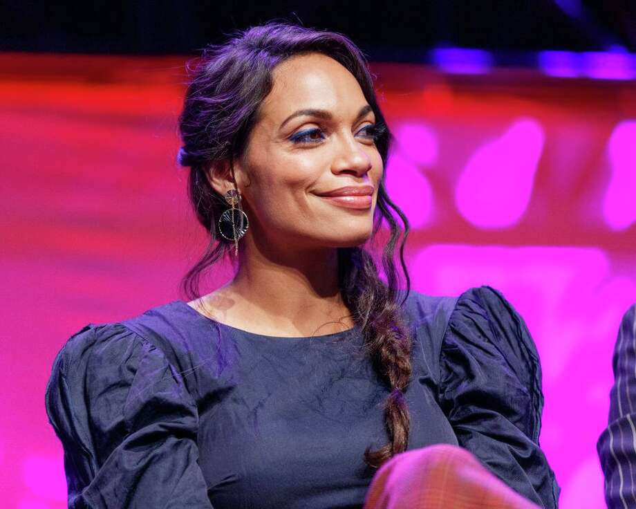 Rosario Dawson will reportedly play Ahsoka Tano in the second season. Photo: Rich Polk/Getty Images For Sony Pictures Entertainment