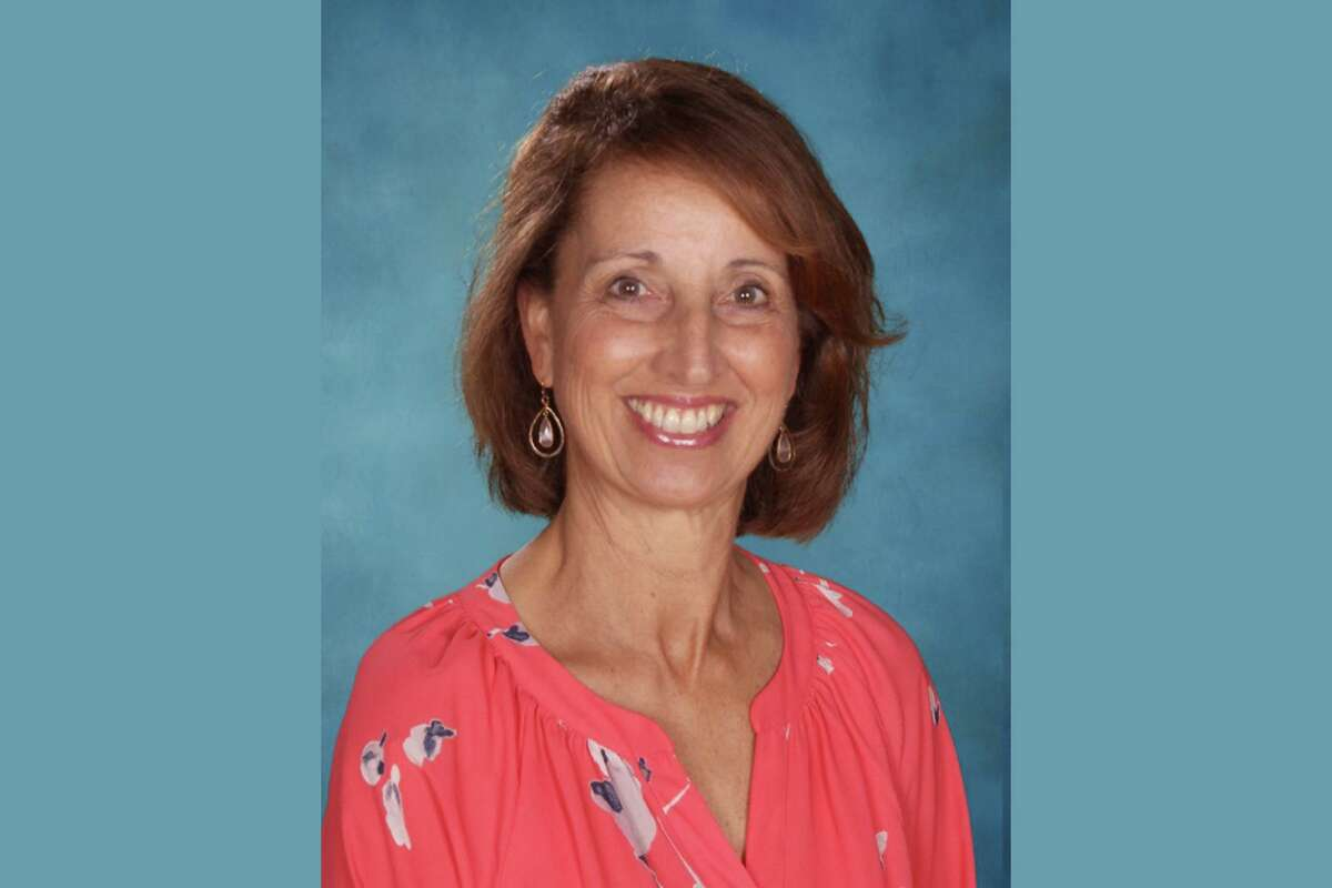 Barbara Bartlett, of Eastern Middle School, who teaches health is one of this year's six distinguished teachers being recognized by Greenwich Public Schools.