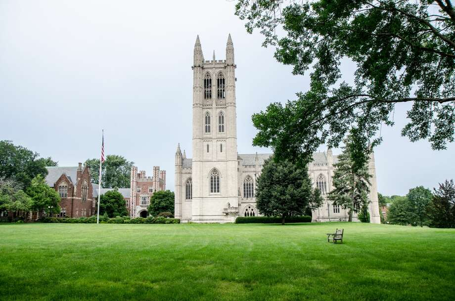 Trinity College in Hartford, Connecticut is offering incentives to incoming students. Photo: Marc Dufresne/Getty Images
