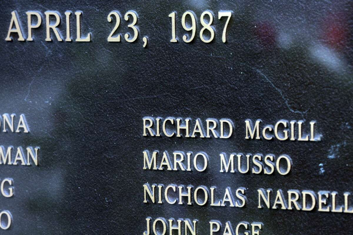 Richard McGill was one of 28 workers killed in the 1987 L'Ambiance Plaza construction accident.