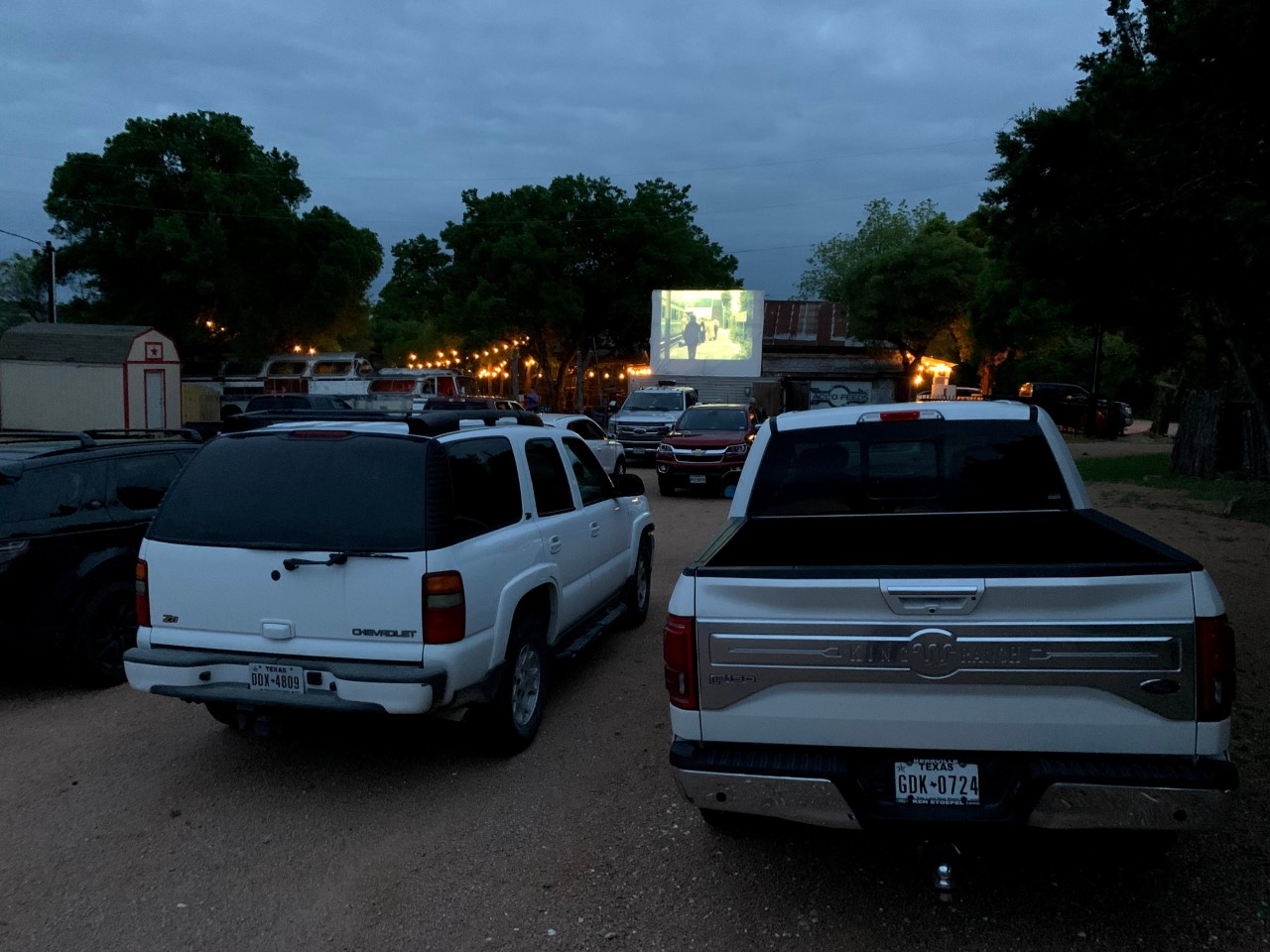 Fredericksburg Venue Is Hosting Free Drive In 80s Movie Nights This Week San Antonio Express News