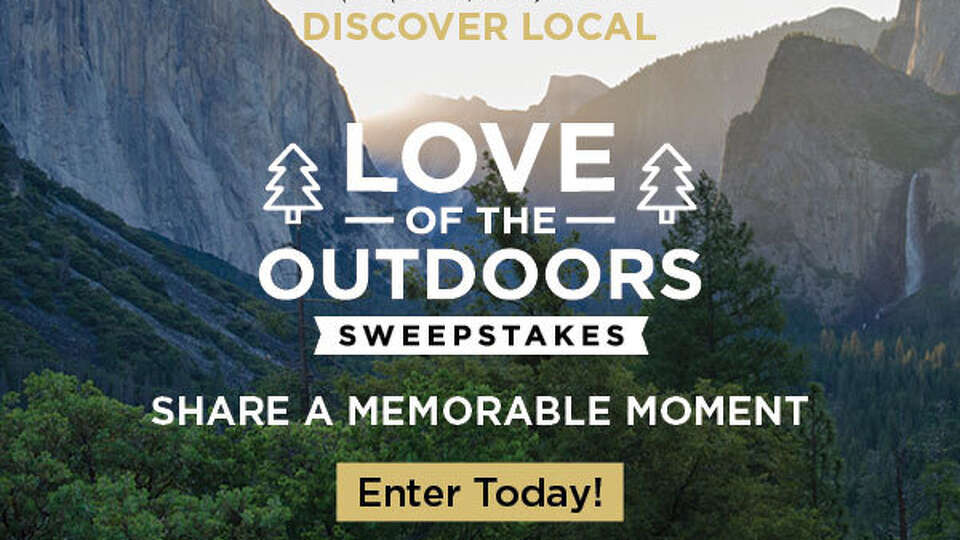 Enter the Love of the Outdoors Sweepstakes