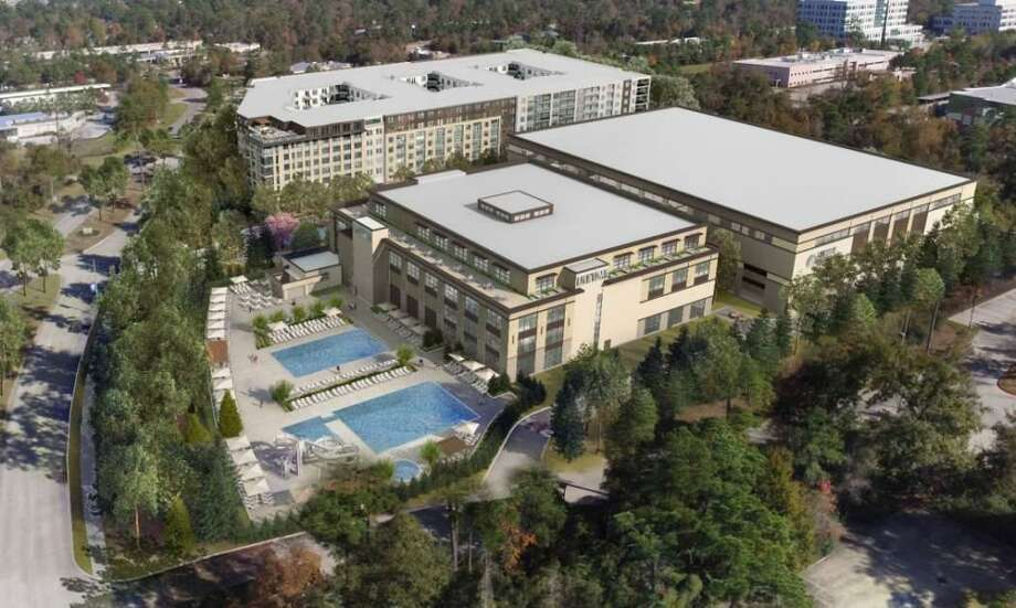 Mill Creek Residential, in partnership withQuadReal Property Group, plans to develop the429-unit Modera Six Pines in The Woodlands. Photo: Mill Creek Residential
