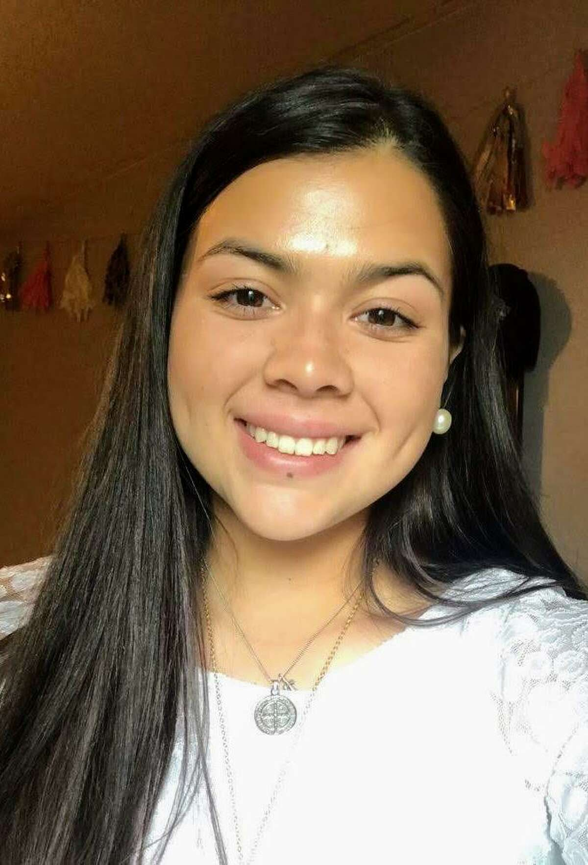 Southside High School senior Isabella Garcia was surprised with a $40,000 college scholarship from the College Board.