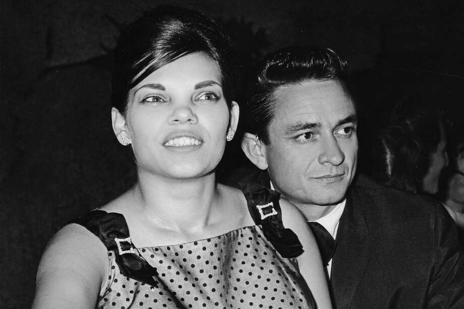 """The new documentary """"My Darling Vivian"""" is about Vivian Liberto, the first wife of Johnny Cash. Photo: Estate Of Vivian Distin"""