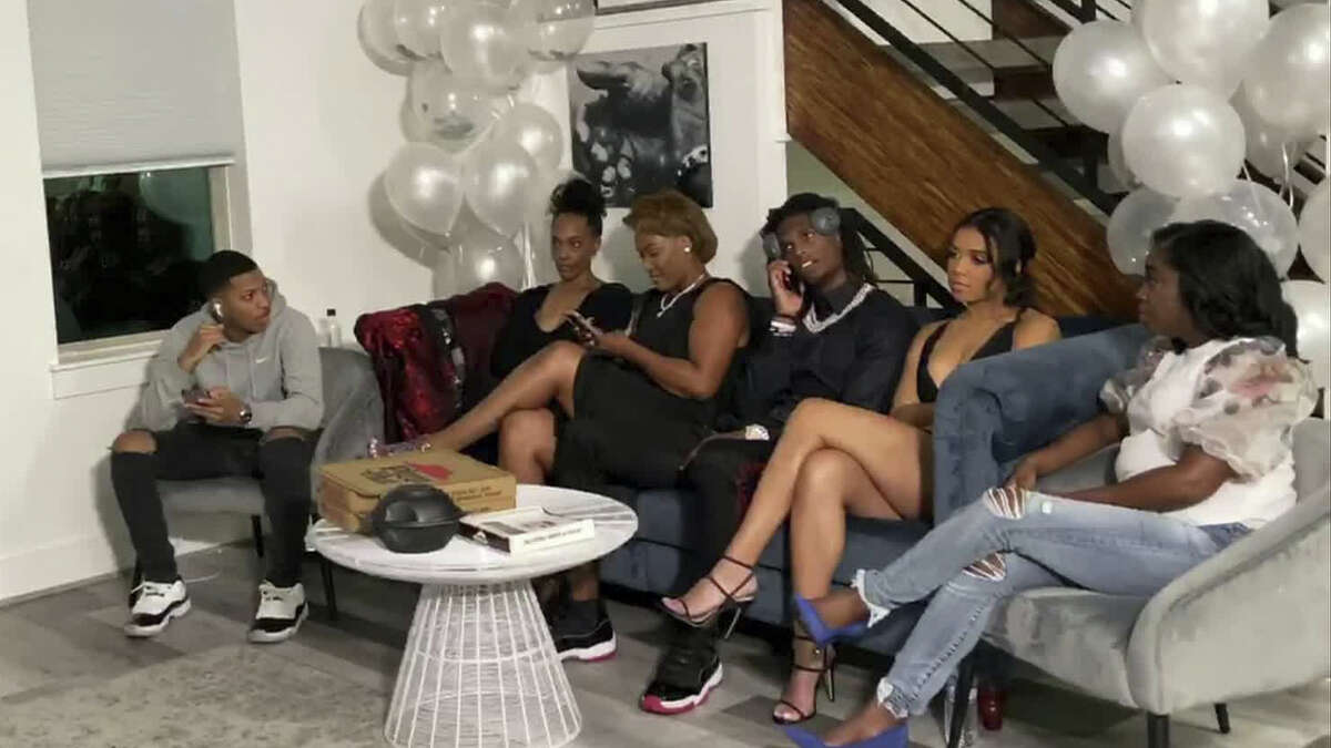 PHOTOS: Where all the players from Houston went in the NFL Draft Former Foster High School star CeeDee Lamb, third from right, talks on a phone after being selected by the Dallas Cowboys during the first round of the 2020 NFL Draft on Thursday. Browse through the photos above for a look at where all the Houston players were taken in this year's NFL Draft ...