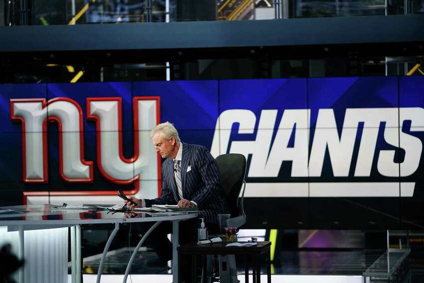 Bristol, CT - April 23, 2020 - Studio W: Trey Wingo on the set of the 2020 NFL Draft (Photo by Joe Faraoni / ESPN Images)