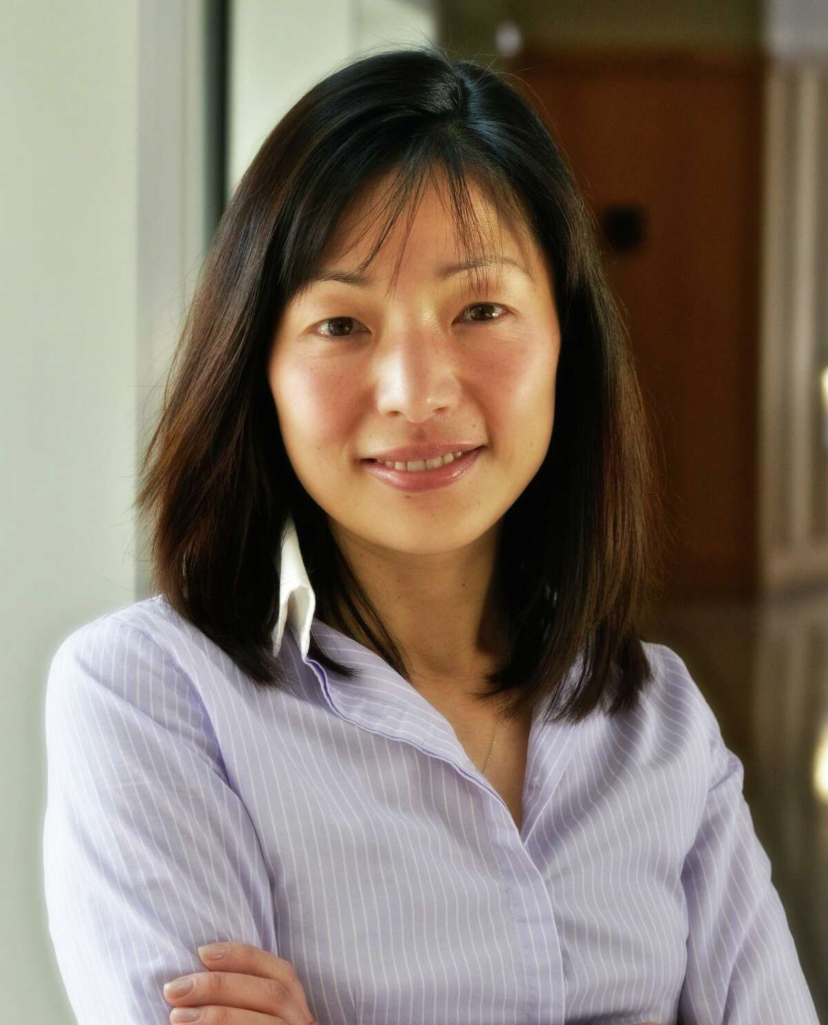 Akiko Iwasaki, professor of immunobiology at the Yale School of Medicine.