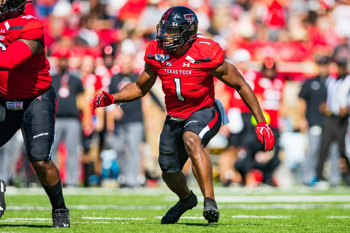 The Seattle Seahawks selected Texas Tech linebacker Jordyn Brooks with the No. 27 overall pick in the 2020 NFL Draft.