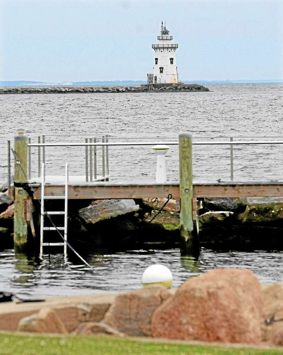 In this file photo, the view from Old Saybrook.