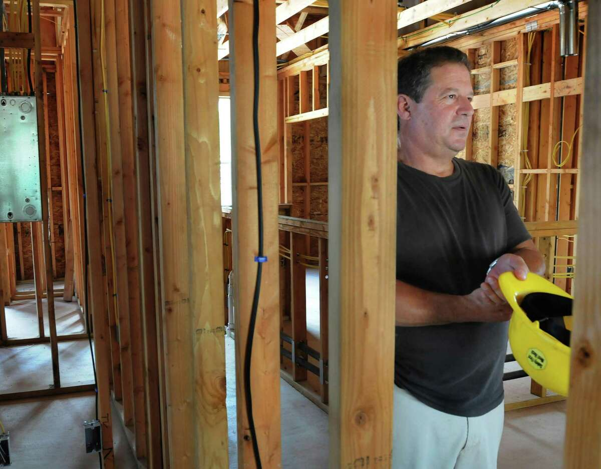 The number of new housing permits issued in Connecticut communities in July rose 10.2 percent over the same period in 2019, officials with the state Department of Economic and Community Development said Tuesday.