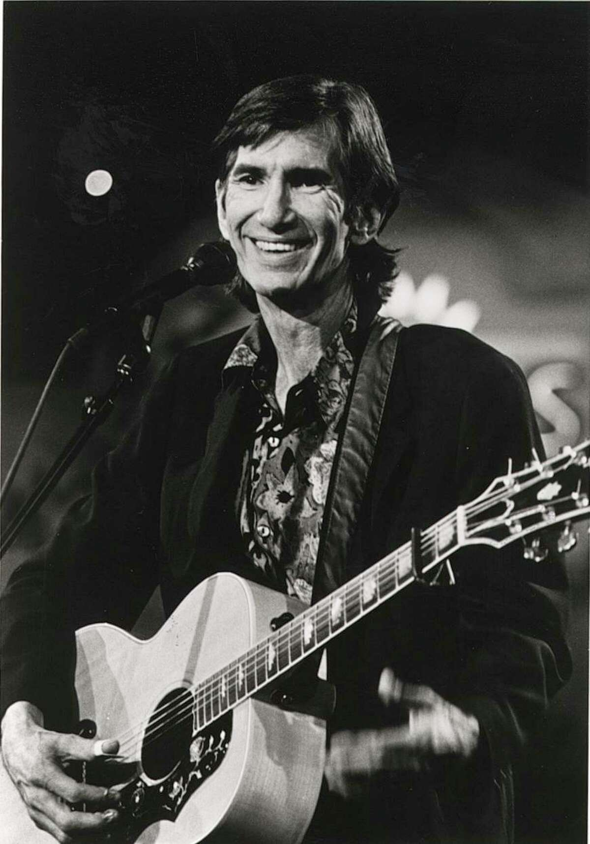 A rake, a rounder, a gambler and a troubadour, Texas singer/songwriter Townes Van Zandt could go dark and stay dark. His music is perfect for a pandemic.