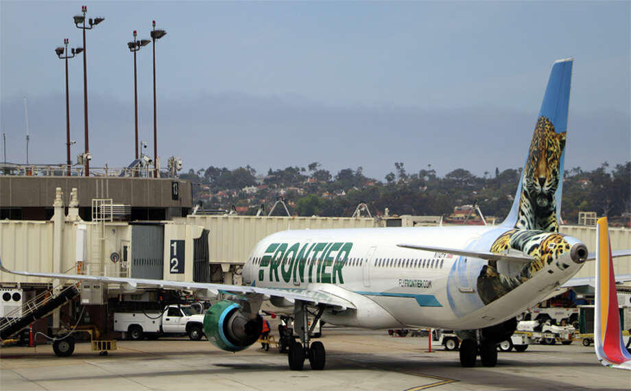 Frontier has paused the expiration of miles for its loyalty program members. Photo: Jim Glab