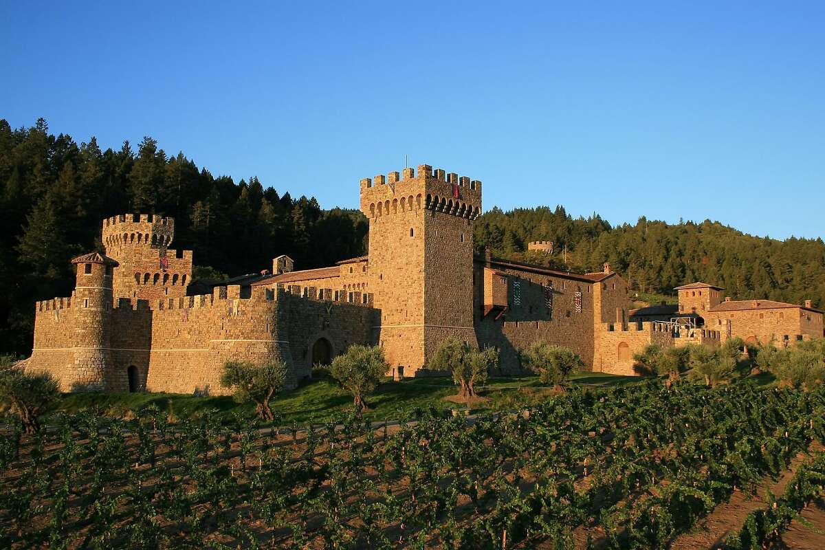 Castello Di Amorosa Winery Photos