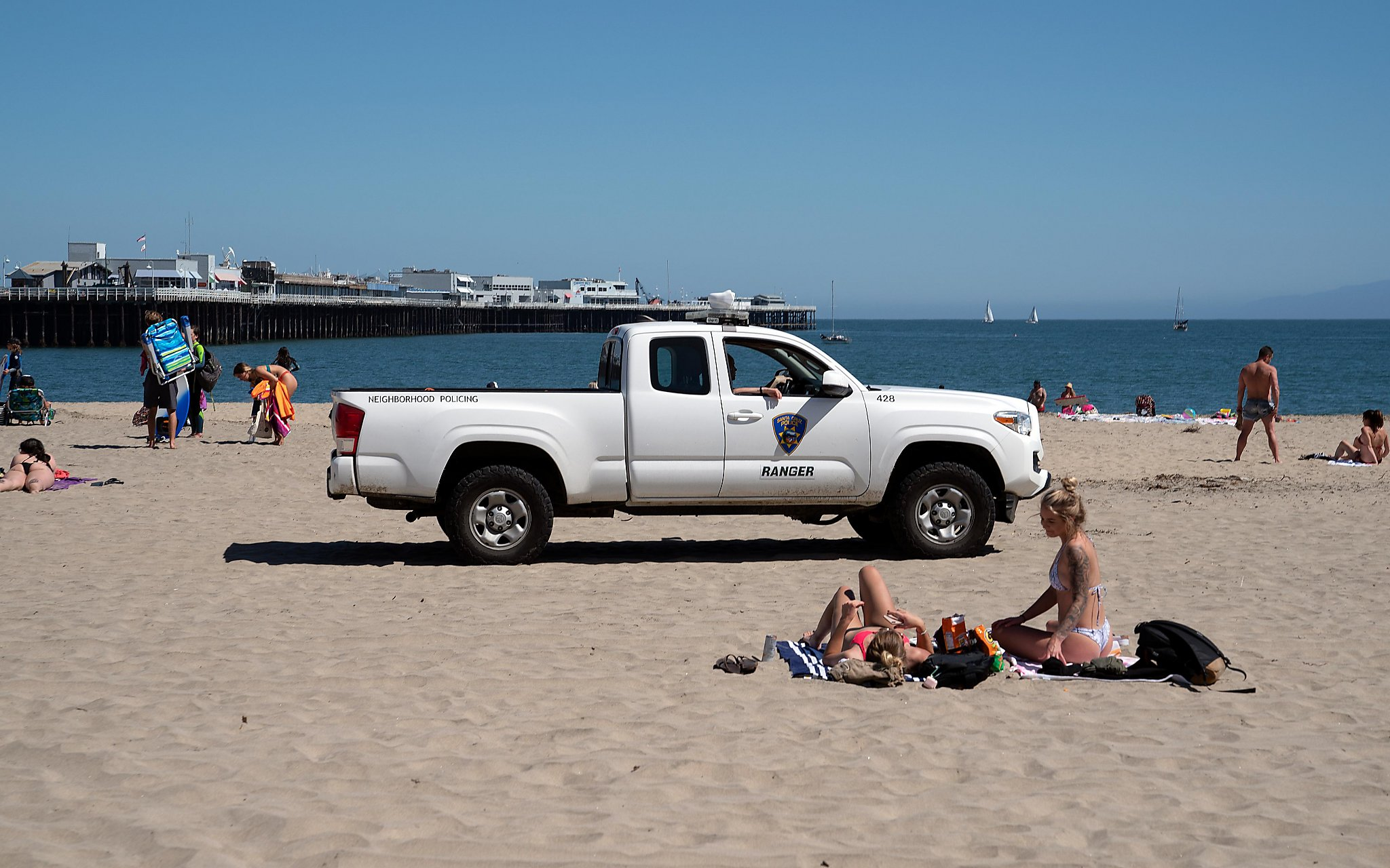 Santa Cruz reopens beaches after 2-month restriction