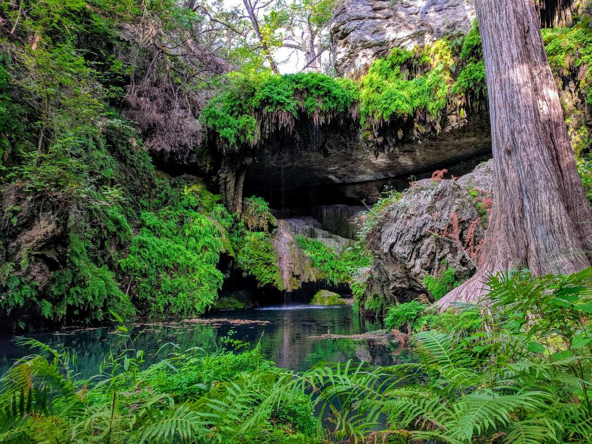 Westcave Outdoor Discovery Readers sent in photos of their favorite Texas Trips they hope to visit again soon. Photos from:acrosstexastravel