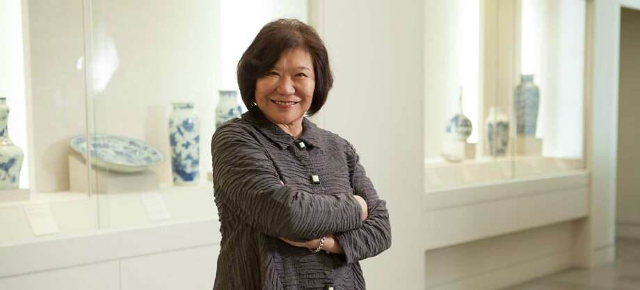 Emily Sano, co-interim director and Asian art advisor the San Antonio Museum of Art, will host a virtual evening for members. Photo: San Antonio Museum Of Art /