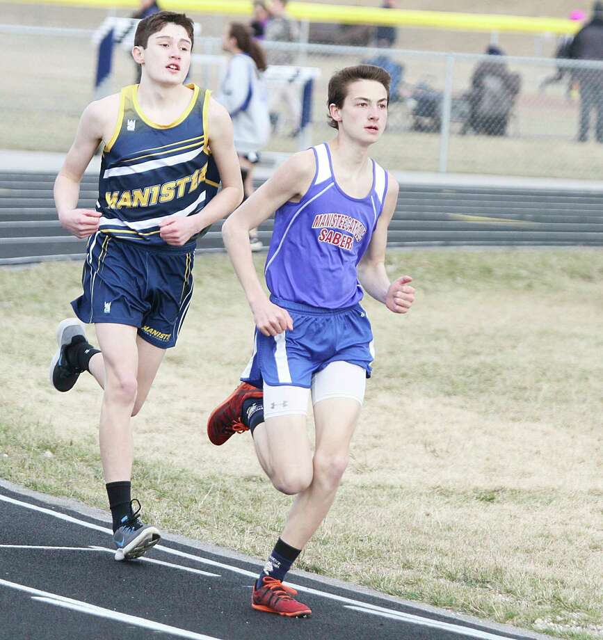 Saber junior Henry Hybza was looking forward to a strong track and field season. (News Advocate file photo)