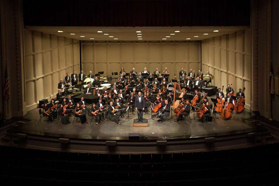 Symphony of Southeast Texas in 2017 Photo: Isaac Windes / John Fullbright | Symphony Of Southeast Texas