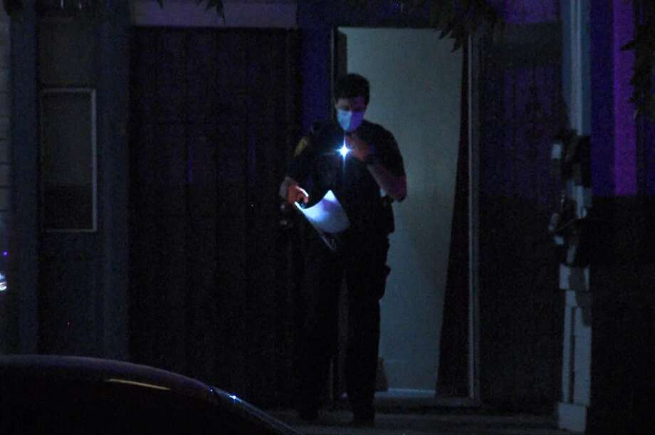San Antonio police say one man was hurt during a home invasion early Saturday April 25, 2020. Photo: 21 Pro Video