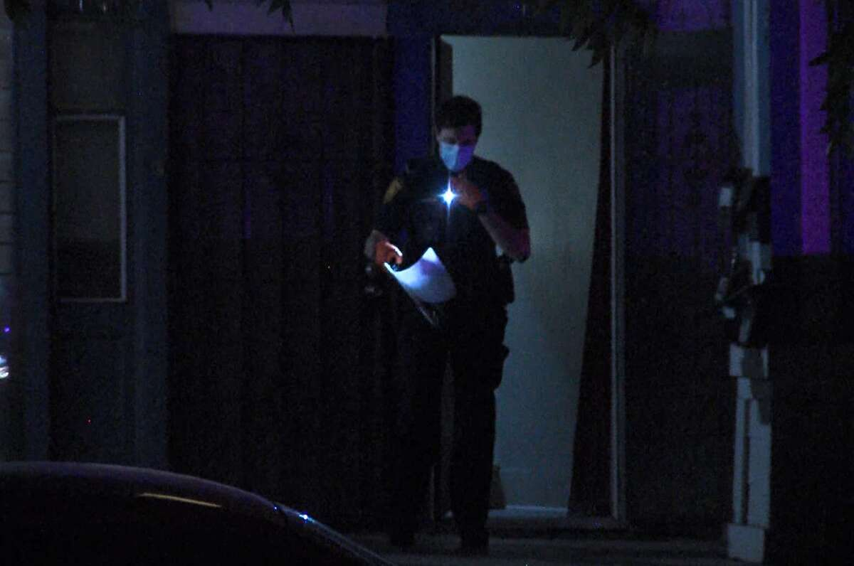 San Antonio police say one man was hurt during a home invasion early Saturday April 25, 2020.