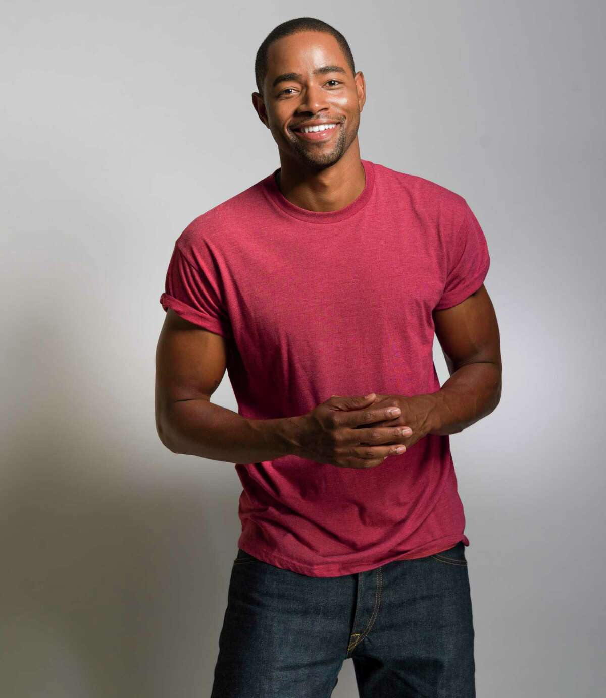 """Jay Ellis in Los Angeles, July 3, 2014. Ellis, familiar as a wide receiver in A centsa'A?""""The GameA centsa'A on BET, steps into a different profession for an appearance on A centsa'A?""""Masters of SexA centsa'A on Showtime. (Sam Comen/The New York Times) -- PHOTO MOVED IN ADVANCE AND NOT FOR USE - ONLINE OR IN PRINT - BEFORE AUG. 10, 2014. ORG XMIT: XNYT53"""