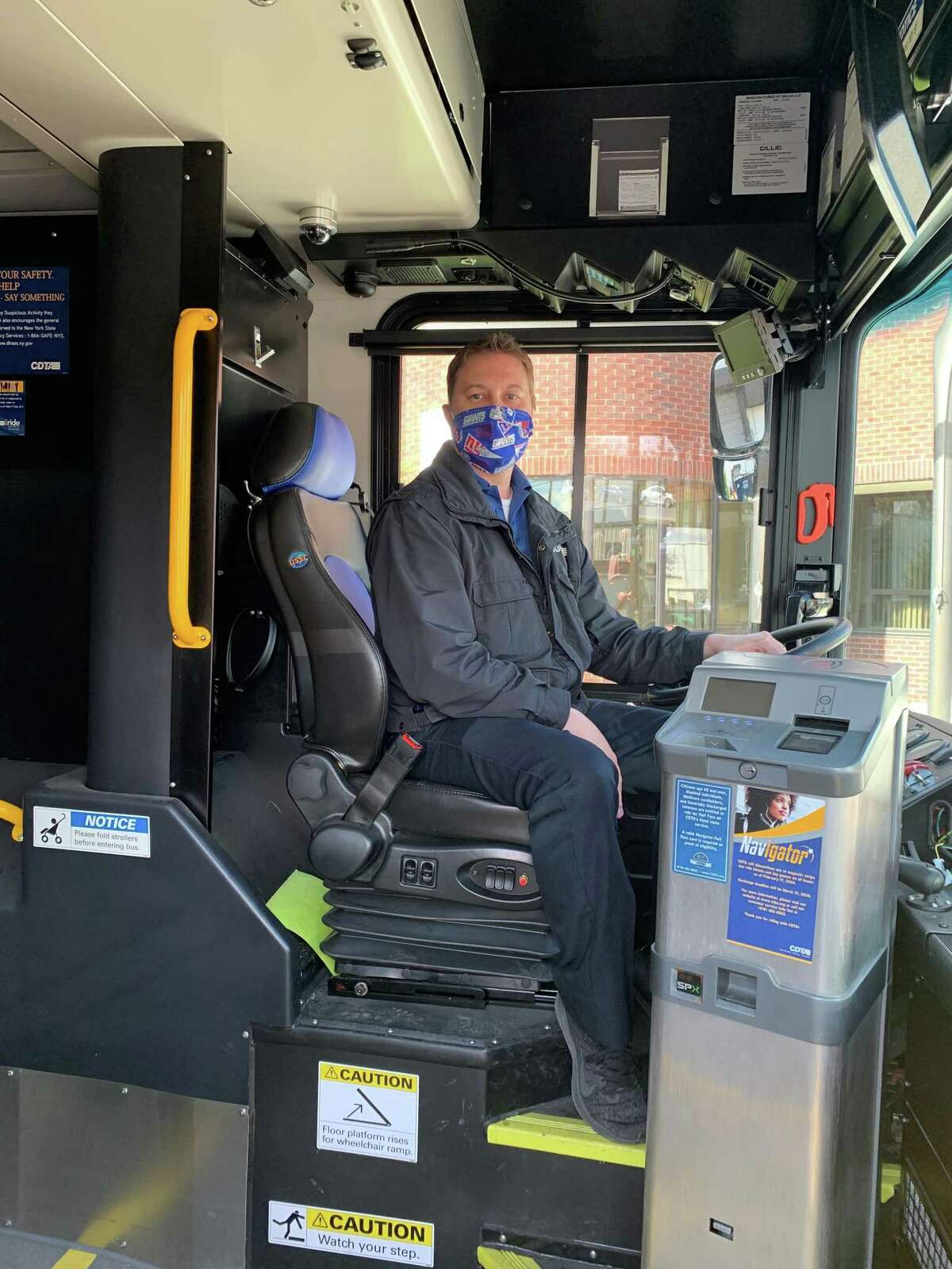 Josh Richards (Courtesy CDTA). Keep clicking for a few more Everyday Heroes in the Capital Region.