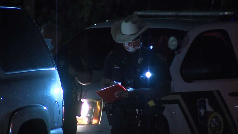A person is facing multiple charges after leading Bexar County Sheriff's Office deputies on a high-speed chase through the far Northwest Side Saturday night April 26, 2020. Photo: 21 Pro Video