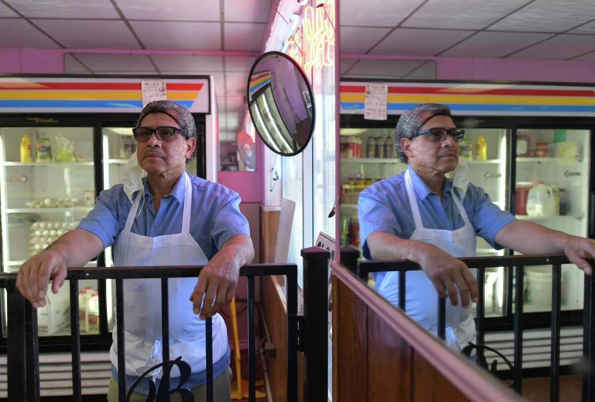For the past 39 years Enrique Correa has worked 12 hours a day at his Cinderella Bakery to bake pastries that's drawn customers from as far away as Houston to his small shop on the West Side.
