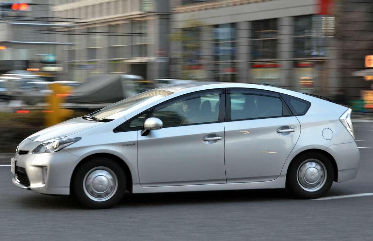 9. 2014 Toyota Camry Hybrid $14,746