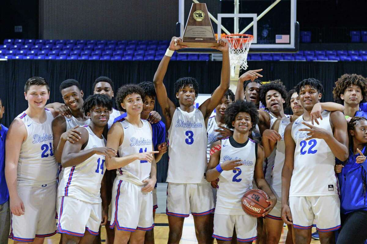 Dickinson's boys got to celebrate a Class 6A region title at the Berry Center on March 7. But a school in search of its first state basketball crown since 1955 didn't even get to play its semifinal the following week in San Antonio.