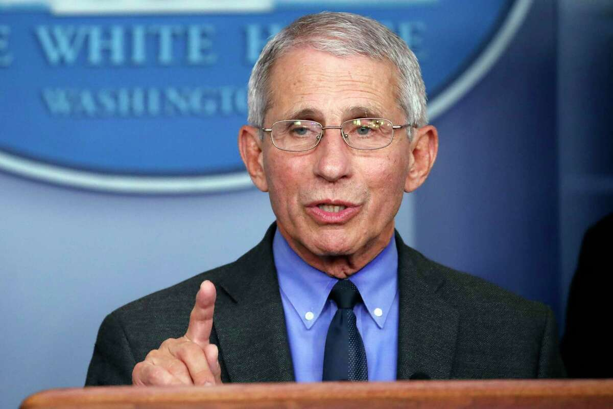 Dr. Anthony Fauci (AP Photo/Alex Brandon, File)