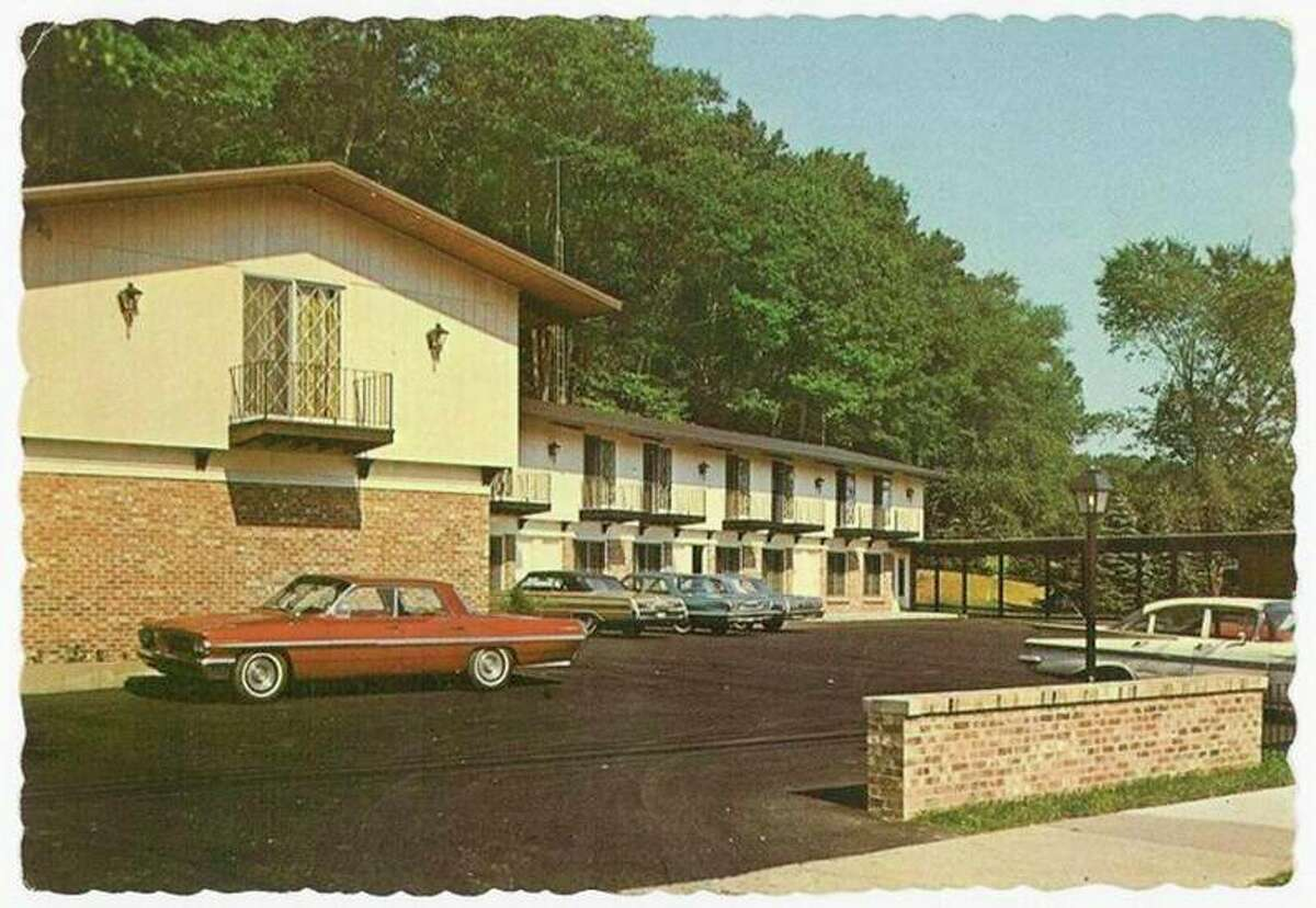 The Carriage Inn was located on Arthur Street and a popular place for visitors to stay at in Manistee in the 1960s.