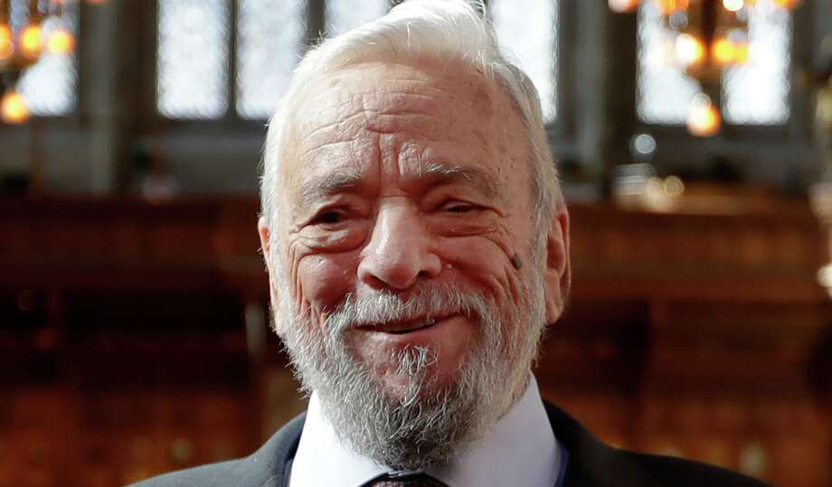 """Broadway stars paid a 90th birthday tribute to Stephen Sondheim on the free virtual concert """"Take Me To The World"""" on Sunday. Photo: Kirsty Wigglesworth /Associated Press / Copyright 2018 The Associated Press. All rights reserved"""