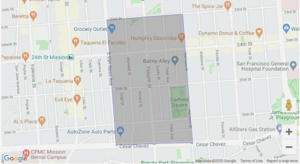 UCSF researchers are offering free, voluntary COVID-19 testing in a 16-block area of San Francisco's Mission District.